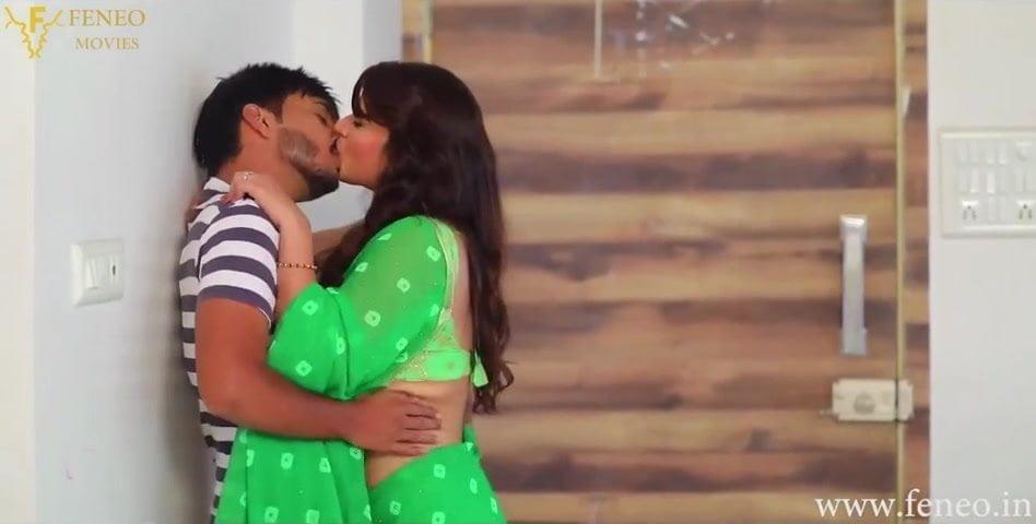 Hot Indian Bhabhi enjoying Hardcore Sex with Devar