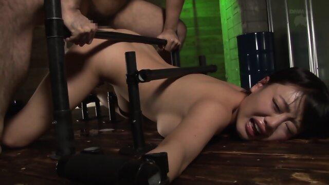 Amateur Bondage Babe Anally Tortured by Master